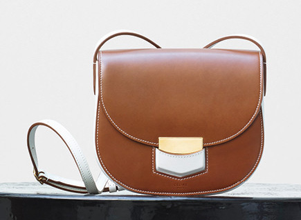 Celine-Small-Trotteur-Shoulder-Bag-Tan-2100