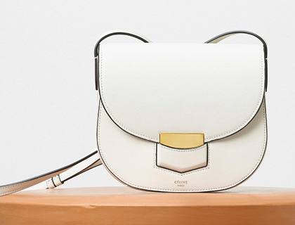 Celine-Small-Trotteur-Shoulder-Bag-White-2250