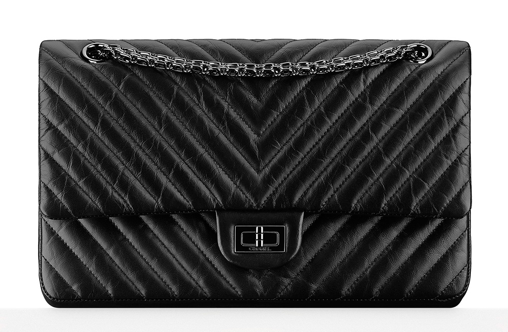 Chanel-255-Chevron-Flap-Bag-5500