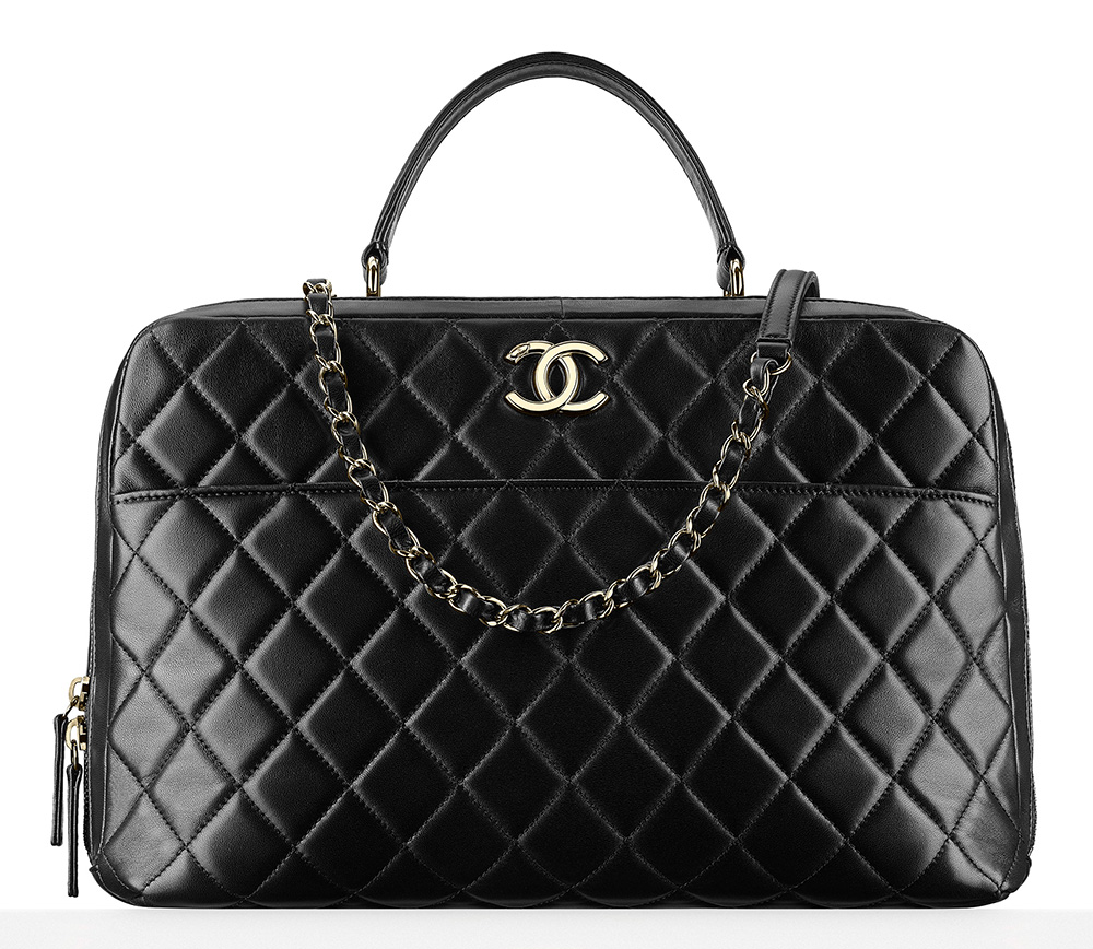 Chanel-Bowling-Bag-Black-6100