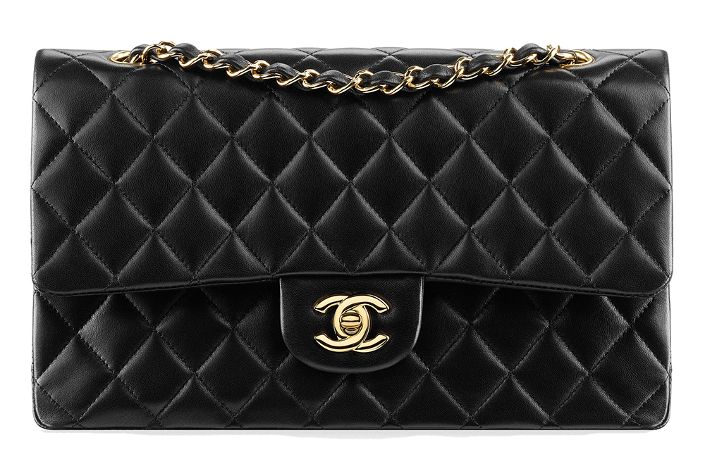 ebe2a644a959 Bag Battles  The Chanel Classic Flap Bag vs. The Chanel Boy Bag ...