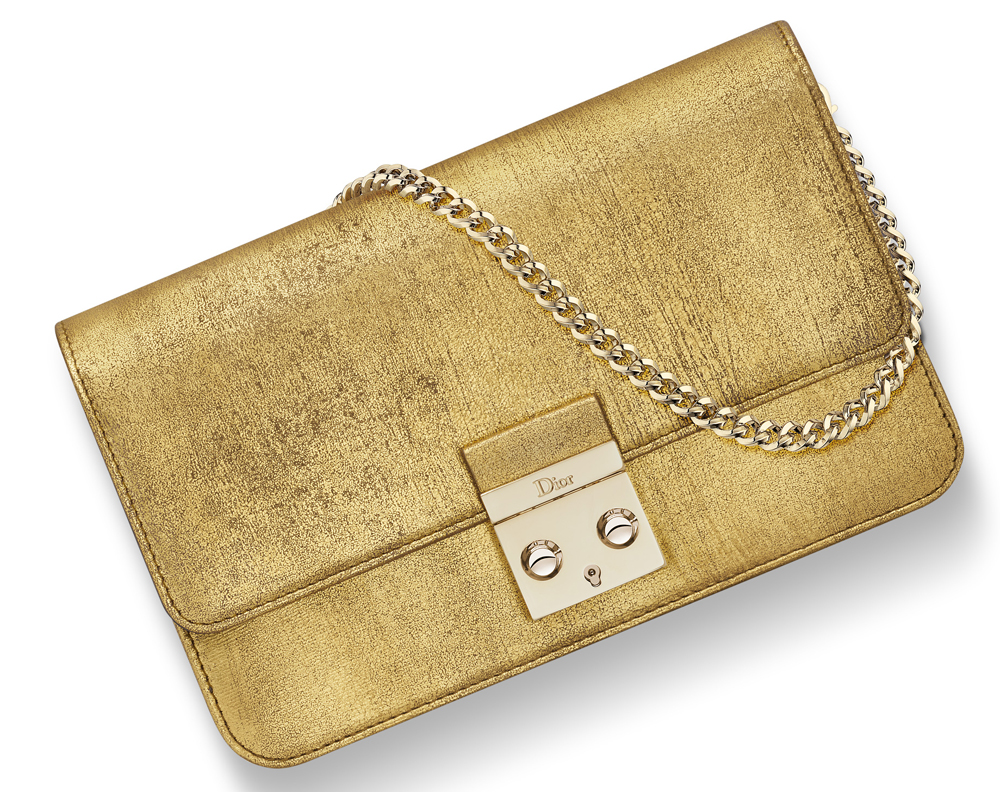 Christian-Dior-Miss-Dior-Promenade-Pouch-Gold