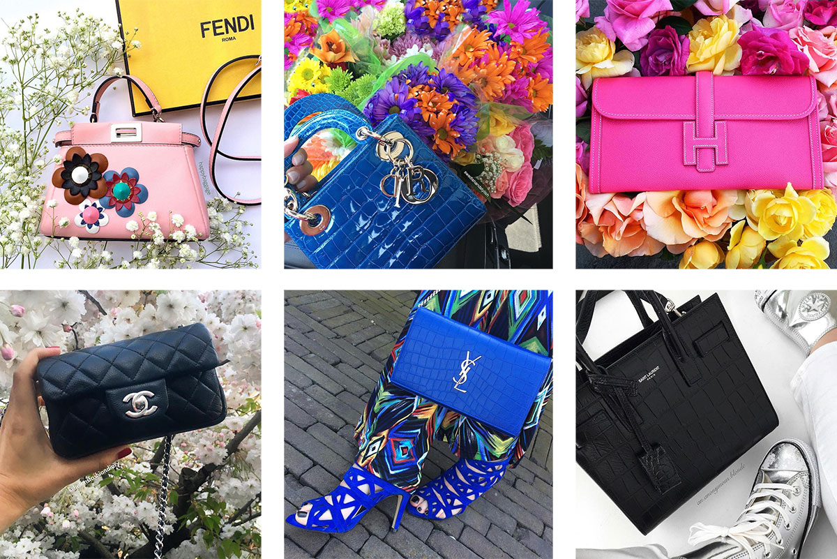 b1bcf93593 Check Out Our 10 Favorite Bag Pics We Found on Instagram This Week ...