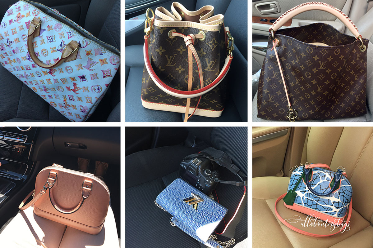 de150195bad Riding in Cars with Louis Vuitton: 20+ Pics From One of PurseForum's ...