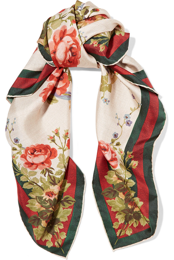 Gucci-for-Net-a-Porter-Adonis-Floral-Scarf