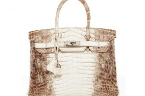 Moda Operandi's Hermès Sale Includes Ultra-Rare Himalayan Croc Birkin for $143,000