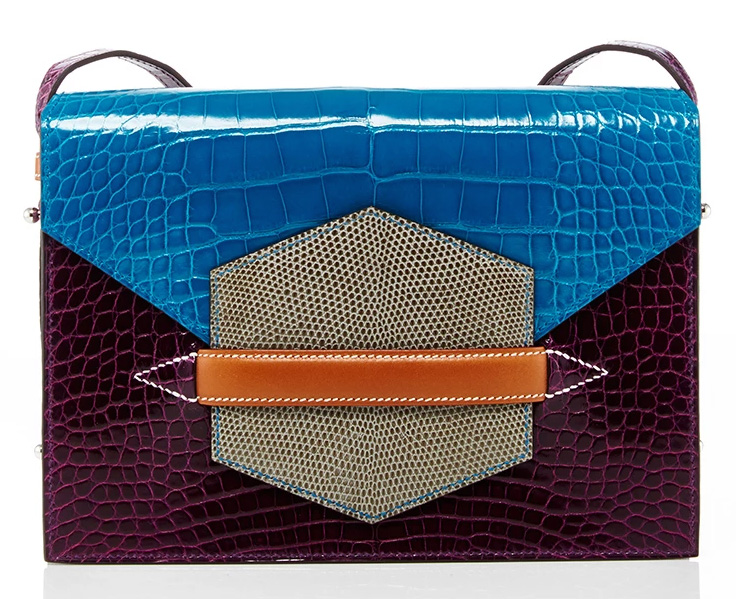 Hermes-Lizard-Alligator-and-Barenia-Faco-Bag