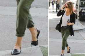 Jessica Alba's Shoe Picks Run the Young, Chic, Working-Mom Gamut