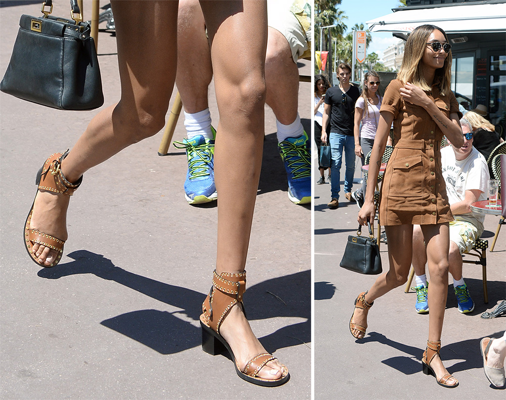 Jourdan-Dunn-Isabel-Marant-Jaeryn-Sandals