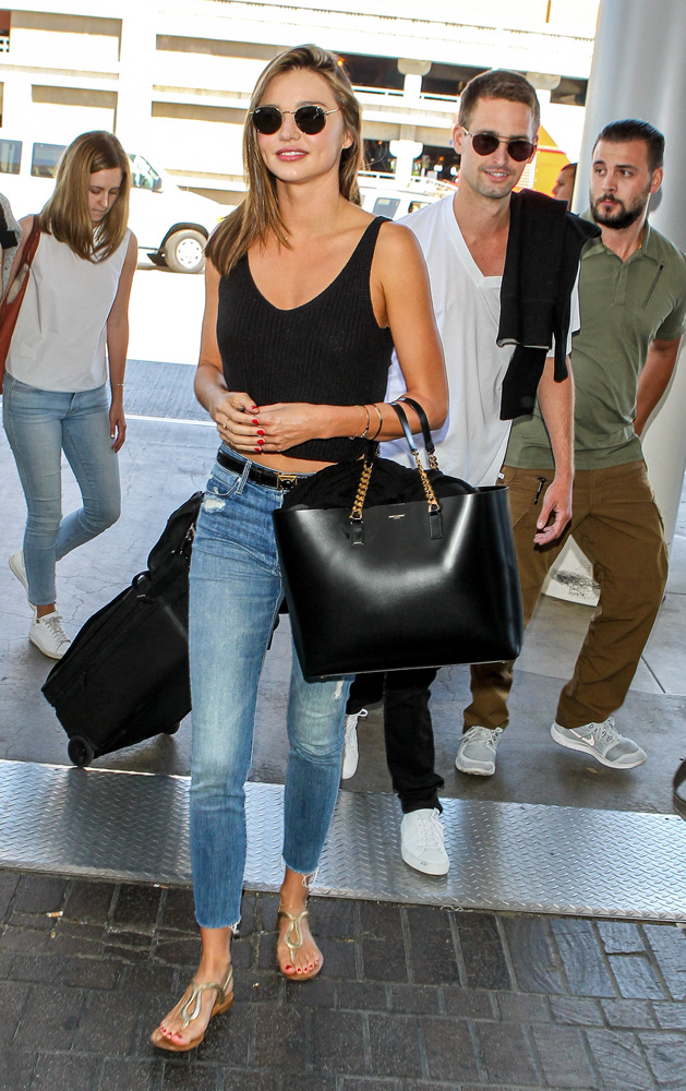 e7cdf4226d1 Miranda-Kerr-Saint-Laurent-Shopper-Tote - PurseBlog