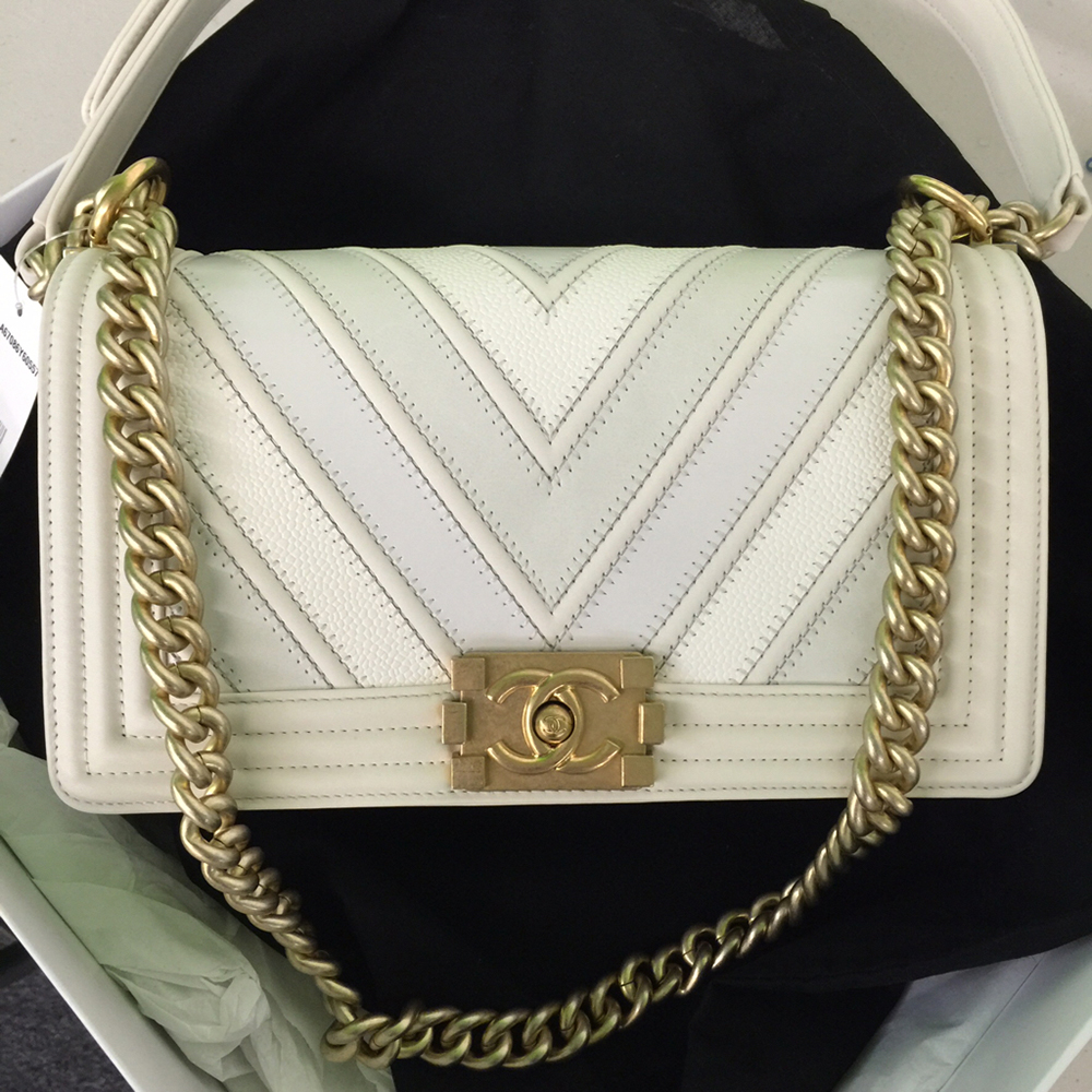 tPF Member: Missheo Bag: Chanel Boy Flap Bag