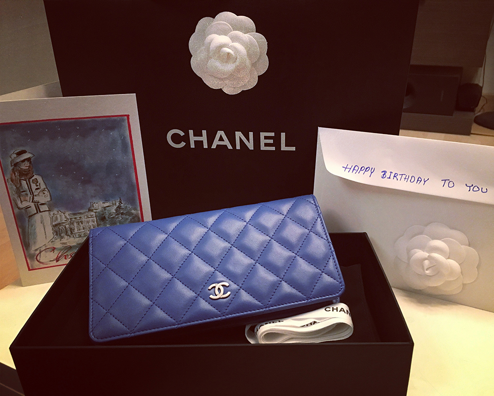 tPF Member: Napassanant Bag: Chanel Wallet