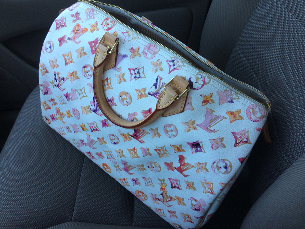 tPF Member: QueenLouis Bag: Louis Vuitton Monogram Multicolore Watercolor Speedy