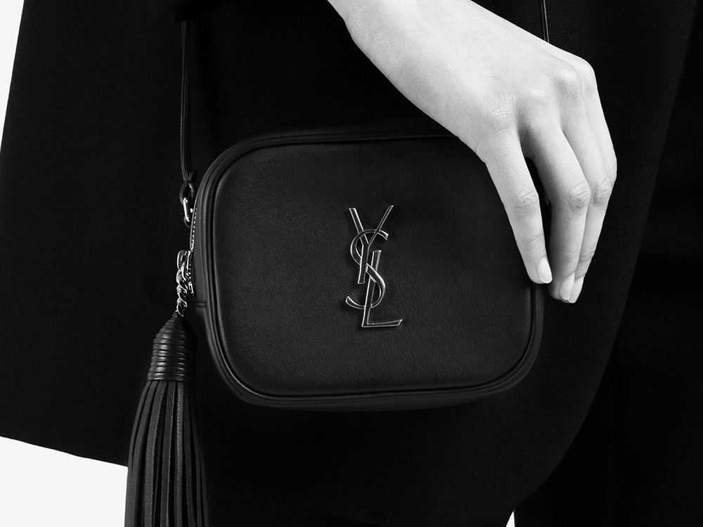 Saint Laurent s New Least-Expensive Handbag is Called the Blogger Bag and I  Can t Stop Laughing 8544fd9567b34