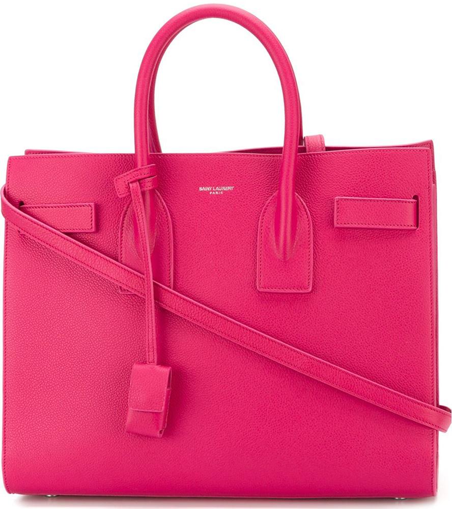 Saint-Laurent-Small-Sac-de-Jour-Bag-Pink