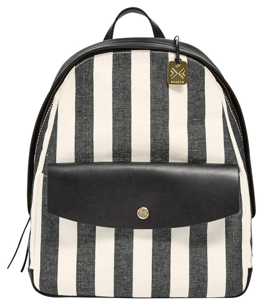 Skagen-Aften-Stripe-Backpack