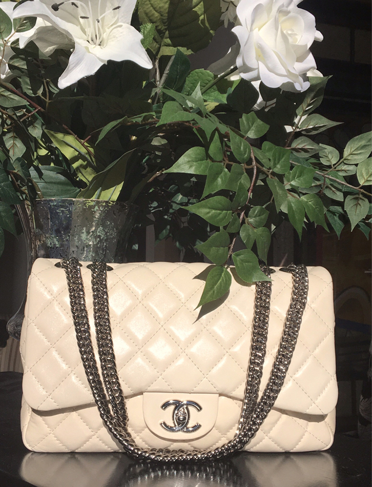 tPF Member: Sparkletastic Bag:  Chanel Jumbo with a Bijoux Chain