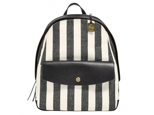 Striped-Handbags