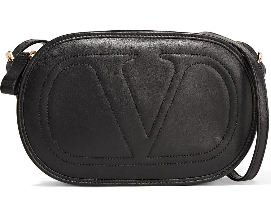 Valentino-Logo-Shoulder-Bag