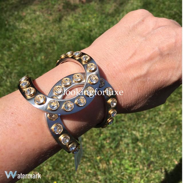 tPF Member: Gail13 Bracelet: Chanel Cuff Bracelet