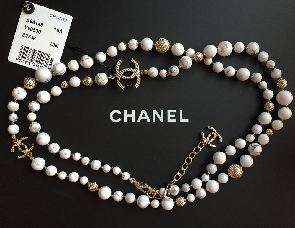 tPF Member: Hiotissa Jewelry: Chanel Long Necklace