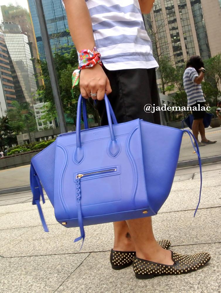 tPF Member: Jadeaymanalac Bag: Céline Phantom Luggage Tote