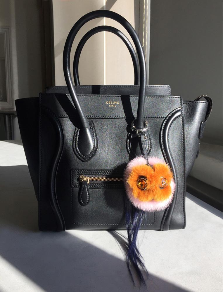 tPF Member: Jp23 Bag: Céline Mini Luggage Tote