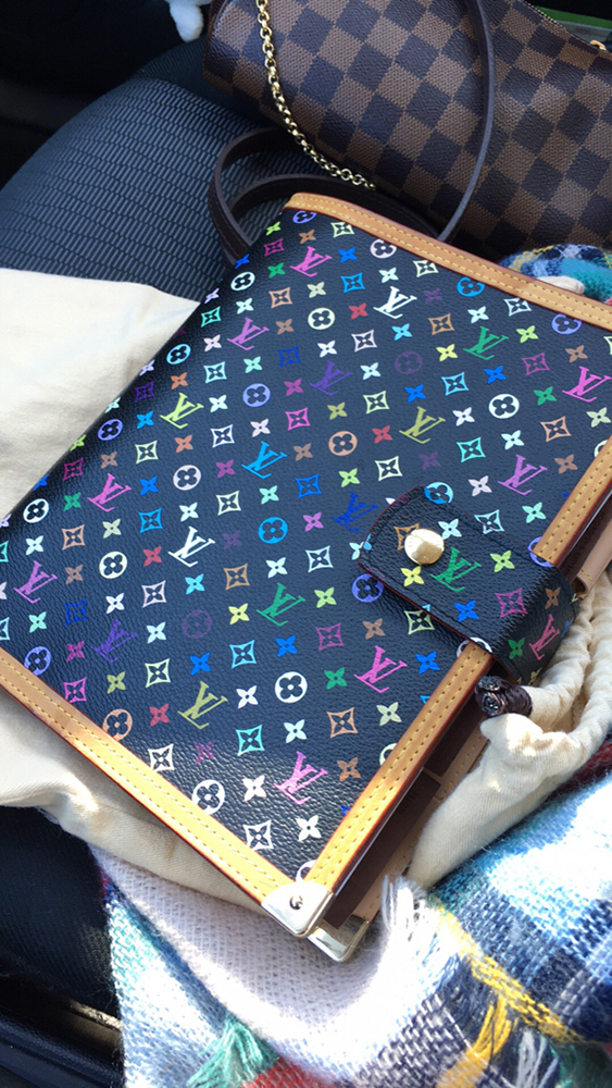 tPF Member: K5ml3k, Bag: Louis Vuitton Multicolor Agenda