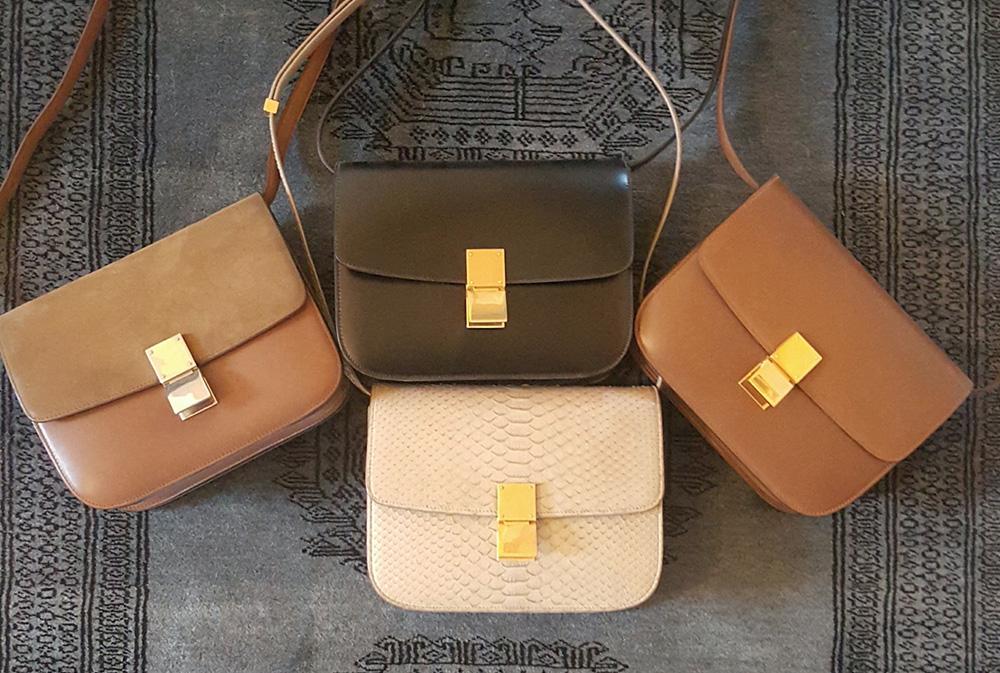 tPF Member: Laurew Bag: Céline Box Bag