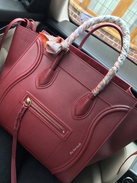 tPF Member: Loveheart  Bag: Céline Phantom Luggage Tote
