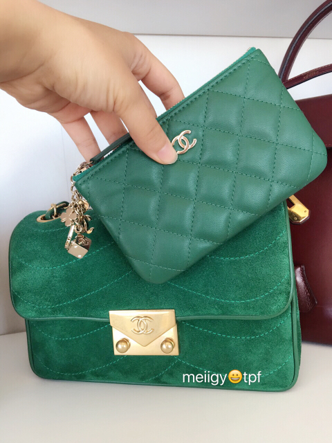 tPF Member: Meiigy Bag: Chanel Flap Bag and Chanel Casino Pouch