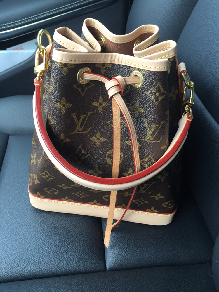 tPF MemberL Monkey88, Bag: Louis Vuitton Noé BB Bag, Shop: $1,200 via Louis Vuitton