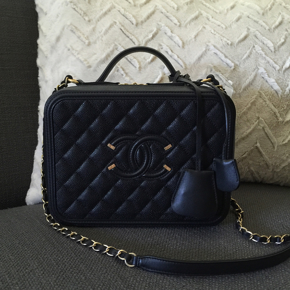 tPF Member: Nadineluv Bag: Chanel Vanity Case