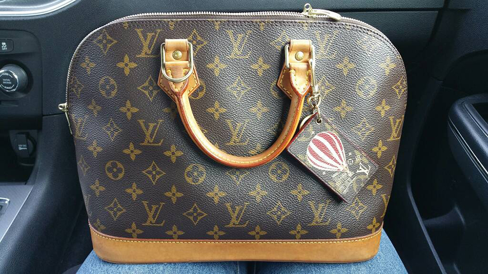 tPF Member: Nailgirl70, Bag: Louis Vuitton Alma PM Monogram Bag, Shop: $1,500 via Louis Vuitton
