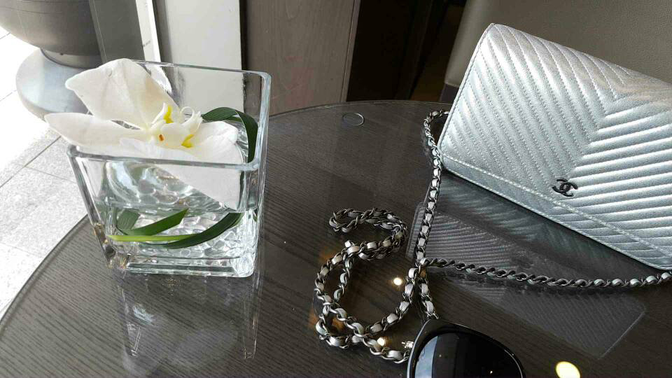 tPF Member: Perrierlime Bag: Chanel Wallet on Chain Bag