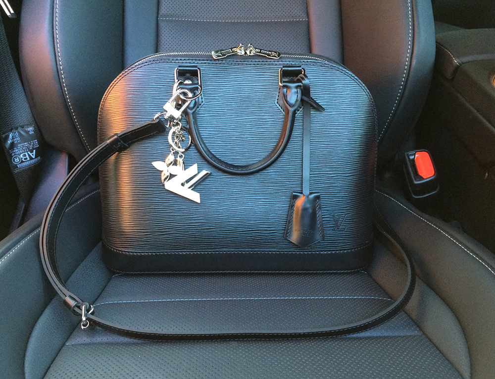 tPF Member: Pinkserendipity, Bag: Louis Vuitton Alma Pm Epi Leather Bag, Shop: $2,350 via Louis Vuitton