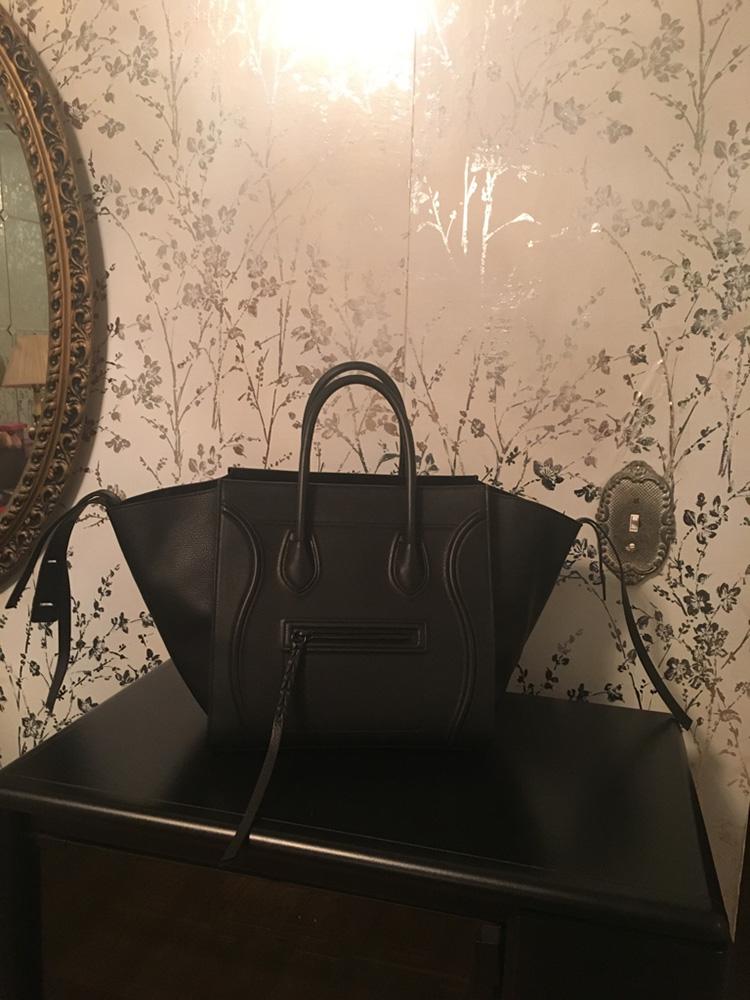 tPF Member: Wanderlust27 Bag: Céline Phantom Luggage Tote