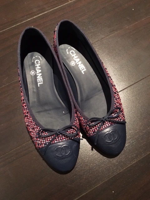 tPF Member: Werbowy Shoes: Chanel Ballerina Flats