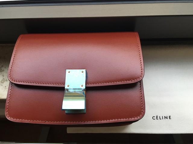 tPF: Yinnie Bag: Céline Box Bag