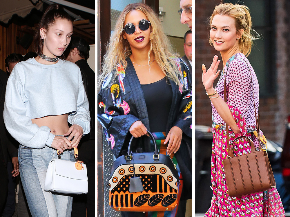 Celebs Shook It Up Last Week with New Bags from Céline ...
