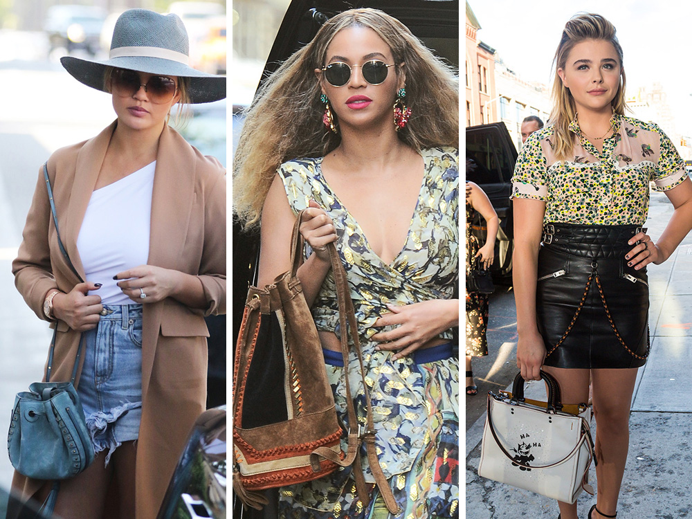 Beyoncé Carried A Mystery Bag   Everyone Else Carried Coach Last Week fc2575bd4934a