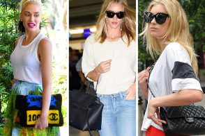 This Week, Chanel's Bags Continue to Dominate Celeb Handbag Tastes