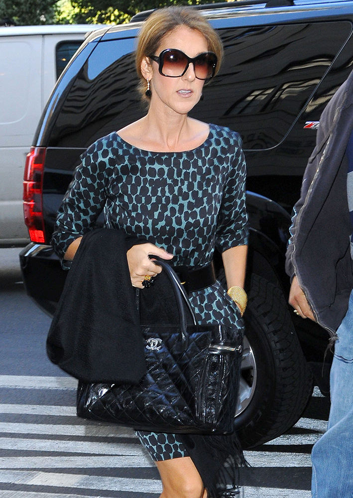 Celine-Dion-Chanel-Tote