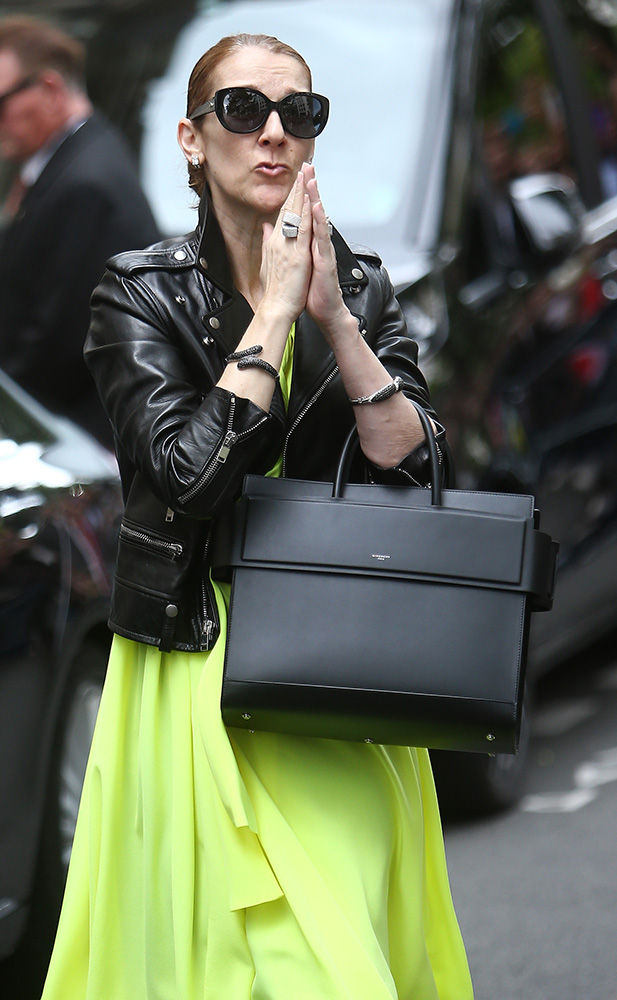 Celine-Dion-Givenchy-Horizon-Bag