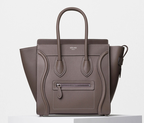 Celine-Micro-Luggage-Tote-Grey-2900
