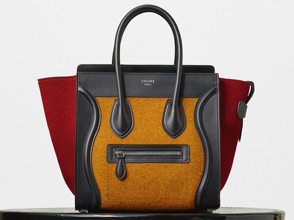Céline Just Released Its Most Extensive Luggage Tote Lookbook Ever ... eacf060aac180