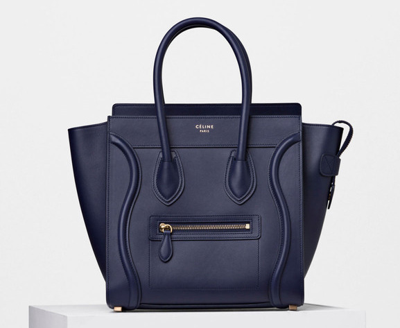 Celine-Micro-Luggage-Tote-Navy-2900