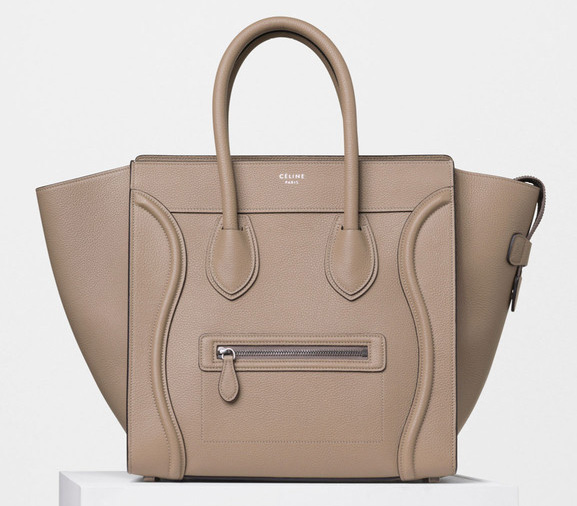 Celine-Mini-Luggage-Tote-Dune-3100