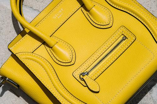 Purseonal: Céline Nano Luggage Review (2)