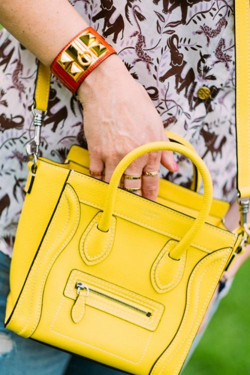 Purseonal: Céline Nano Luggage Review (6)